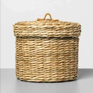 Hearth & Hand Woven Bath Storage Canister